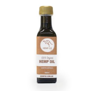 Hemp Seed Oil – 100 ml