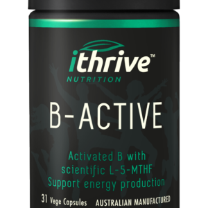 energy boosting supplements ithrive b active vitamin b supplements buy online at Yo Life 1