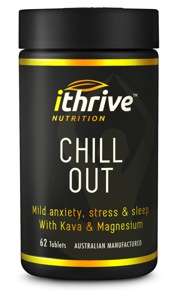 natural calm ithrive chill out magnesium supplement buy online at Yo Life