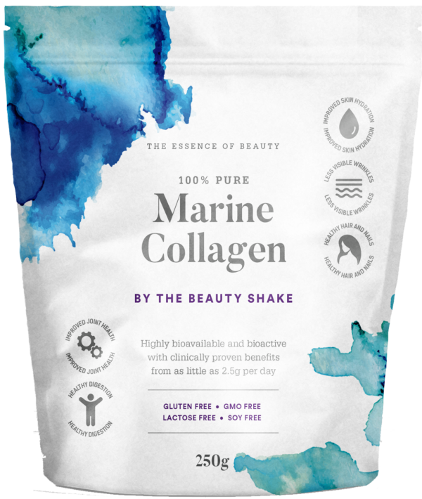 marine collagen australia The Beauty shake Pure Marine Collagen buy online at Yo Life 2