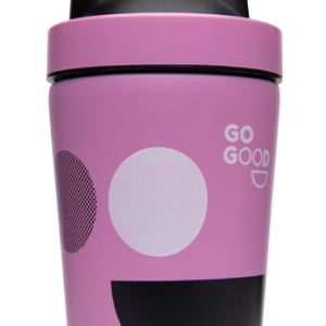 Stainless Steel Shaker – Pink