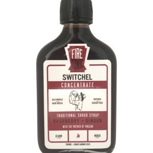 0777. Switchel Concentrate – Raspberry Shrub Syrup – 180ml