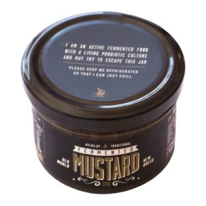 375. Fermented Mustard [with FIRE TONiC ®] – 175g