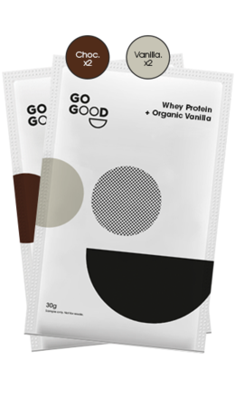 Plant Protein Sample Pack