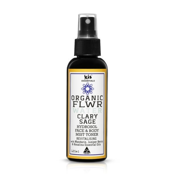 Face mists Kis clary sage face and body mists toner buy online at Yo Life