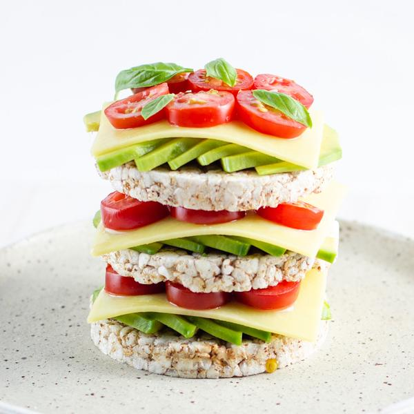 healthy savoury snacks Eat to Live Buckwheat cakes with hemp seeds 3 buy online at Yo Life