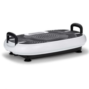 VibroSlim Radial Plus 3D Fitness Vibration Plate – White