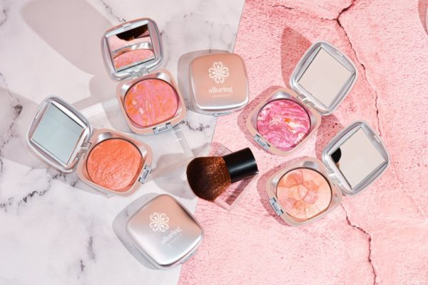 mineral make up Alluring Minerals crulety free makeup buy online at Yo Life