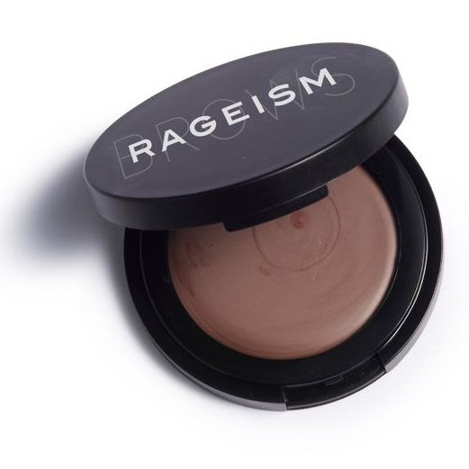 Natural eye makeup Rageism beauty brow butter1 cruelty free make up buy online at Yo Life