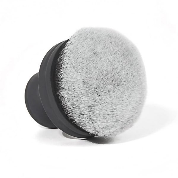 Fitcover Kabuki Curves brush vegan make up brushes buy online at Yo Life